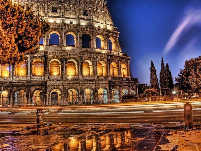 Ночная италия, оригинал