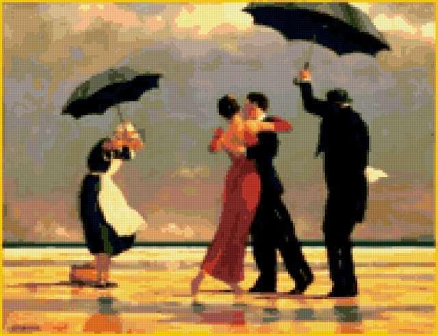 Вальс под дождем, предпросмотр