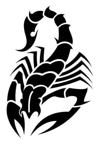 Скорпион,