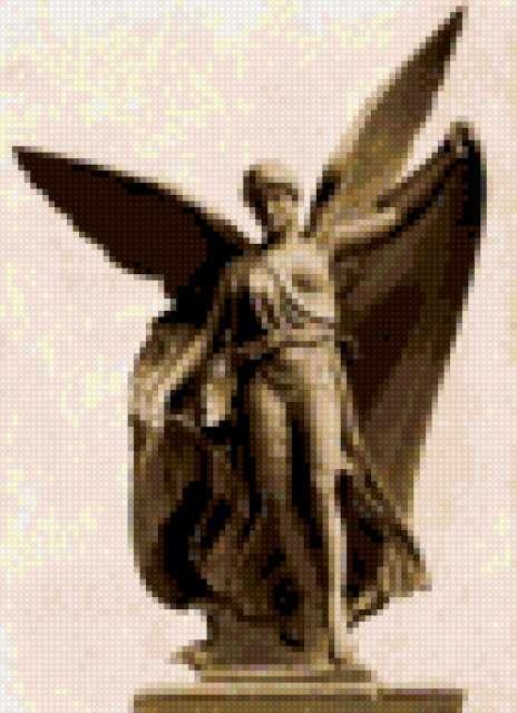 Богиня победы Виктория
