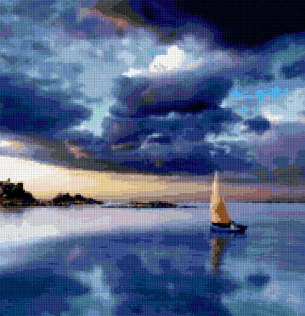 Лодка, предпросмотр