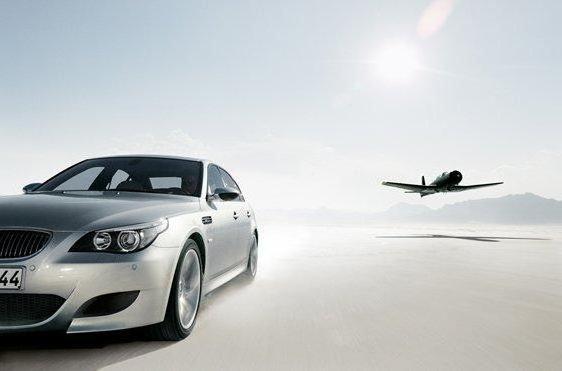 Машина и самолет, оригинал