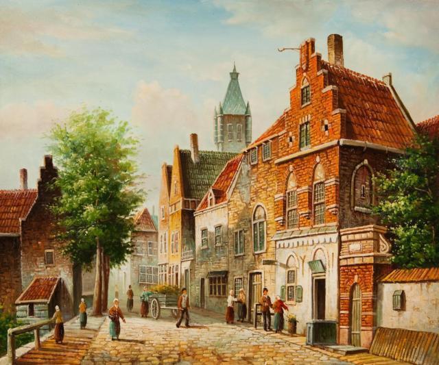 Старый город, оригинал