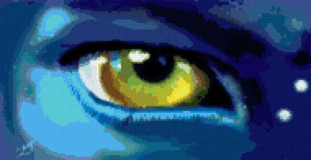 Глаз Аватара, предпросмотр