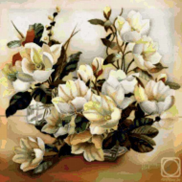 Узор., батик, цветы, шиповник,