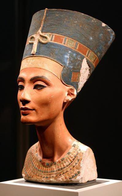 Нефертити,