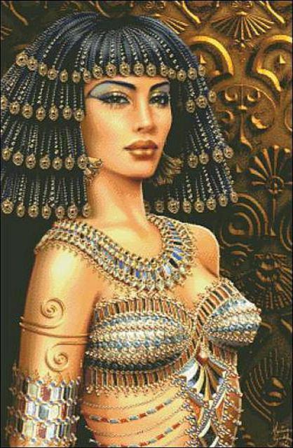 Царица Египта. Клеопатра