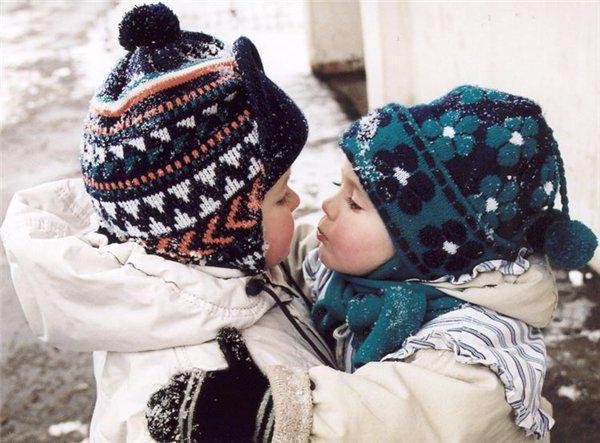 Первый поцелуй, любовь, дети,