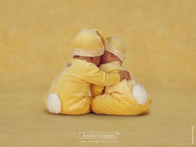 Близнецы-зайчики, близнецы