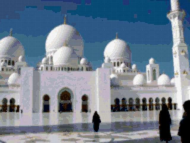 Мечеть., предпросмотр