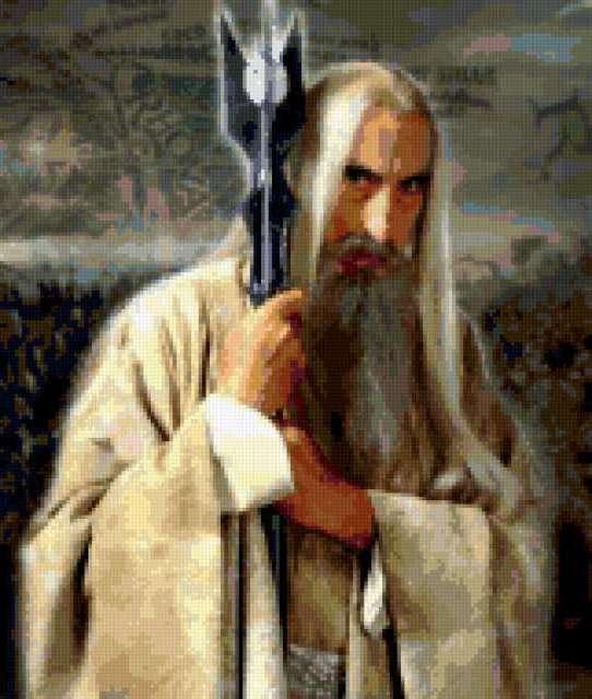 Саруман (Властелин колец)