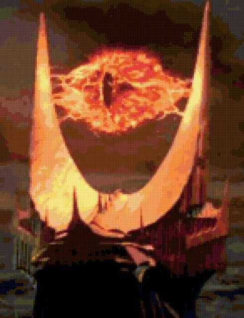 Око Саурона (Властелин колец),