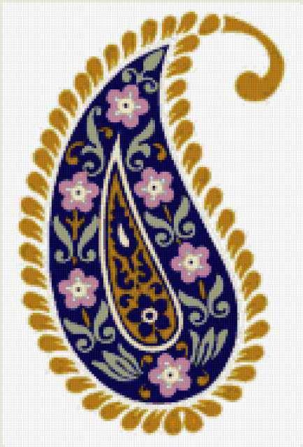 Арабские узоры, предпросмотр