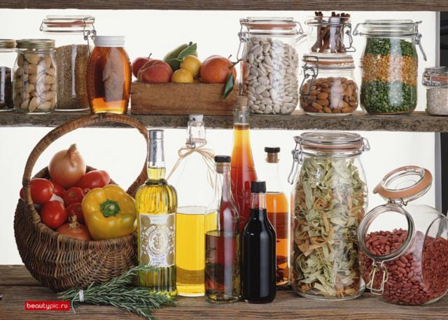 картина для кухни, специи,