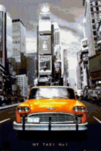 New York Taxi, предпросмотр
