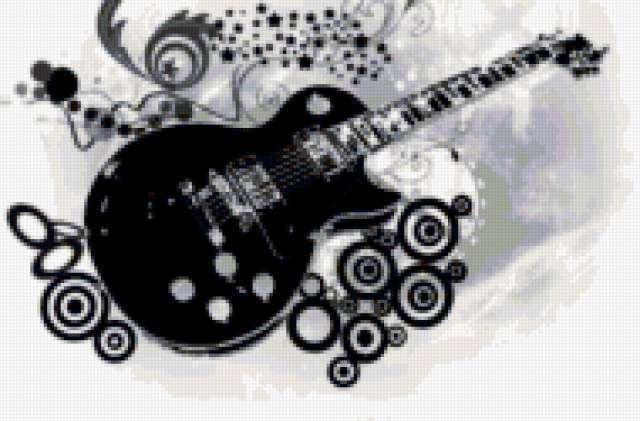 Гитара, предпросмотр