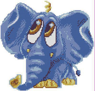 "Подушка ""Слон"", оригинал"
