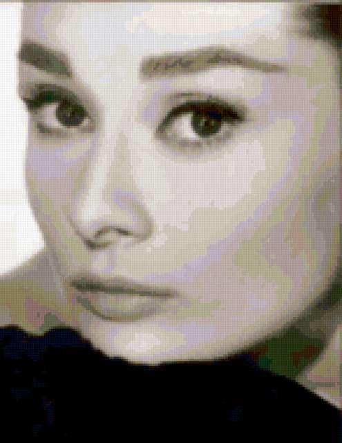 Одри Хепберн, предпросмотр