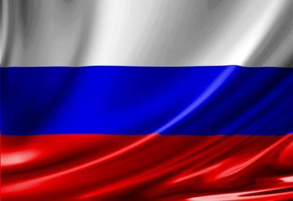 Флаг РФ, оригинал