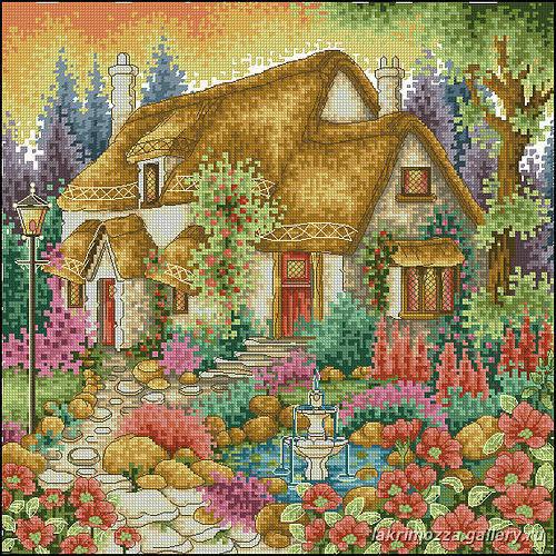 Дом, милый дом, природа,