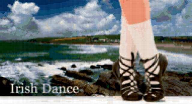 Ирландские танцы, предпросмотр