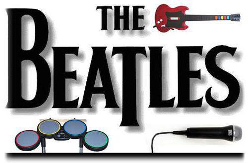 The Beatles, логотипы