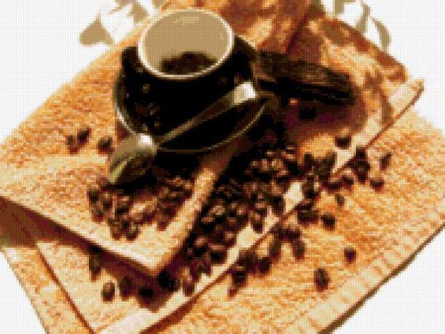 Утро, солнце, шоколад, кофе,