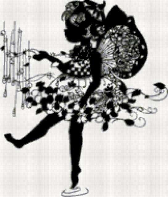 Маленькая фея, предпросмотр