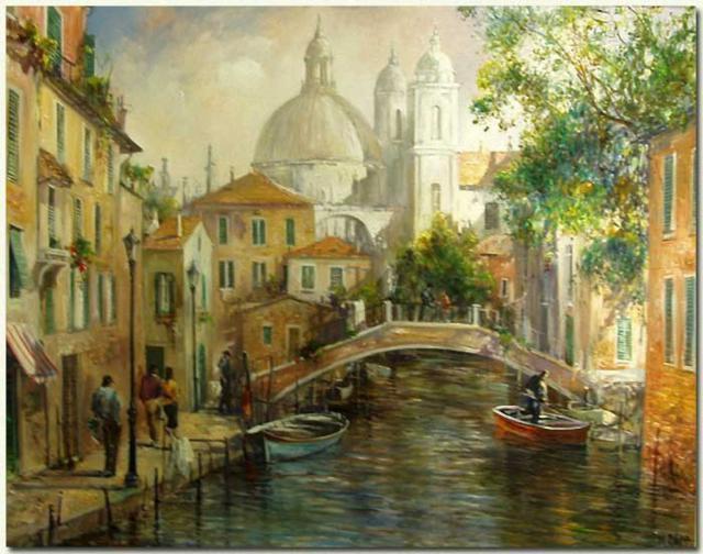Венеция, оригинал