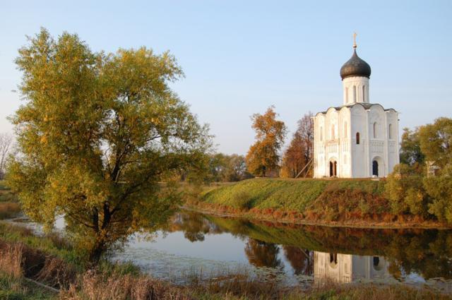 Церковь Покрова на Нерли,