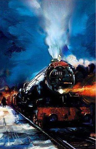 Хогвартс-экспресс, поезд