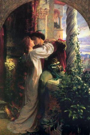 Ромео и Джульетта, искусство,