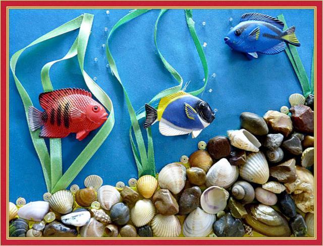 Аквариум, аквариум, рыбы