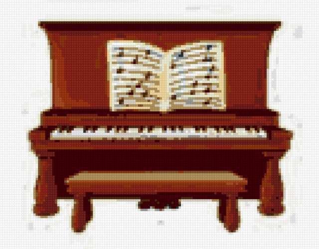 Пианино, пианино, фортепиано