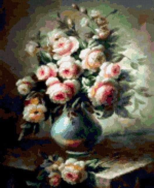 Английские старинные розы