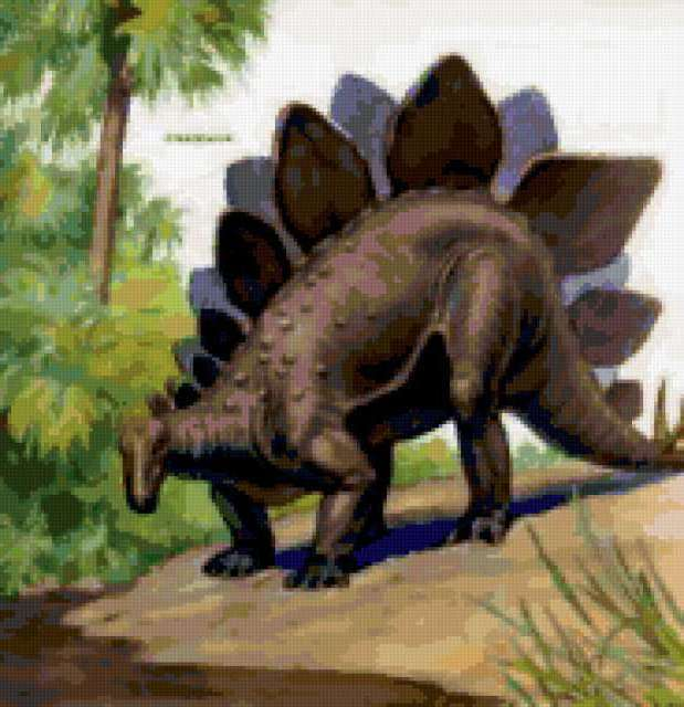 Динозавр, предпросмотр