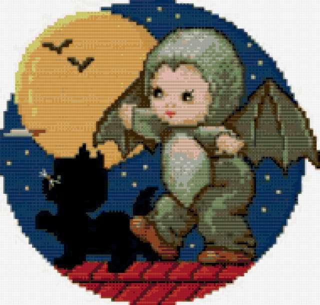 Малыш - Летучая мышь