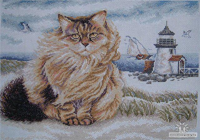 Кот подушка, оригинал