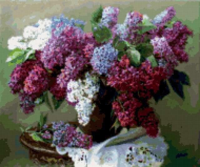 **13**, цветы
