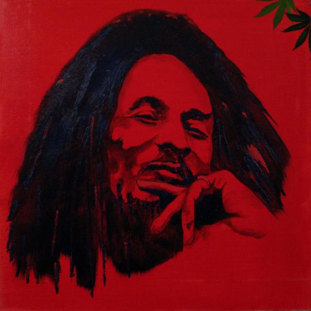 Боб Марли - 3, оригинал