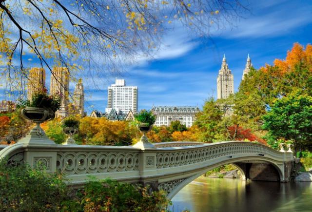 Осень в Нью-Йорке, оригинал