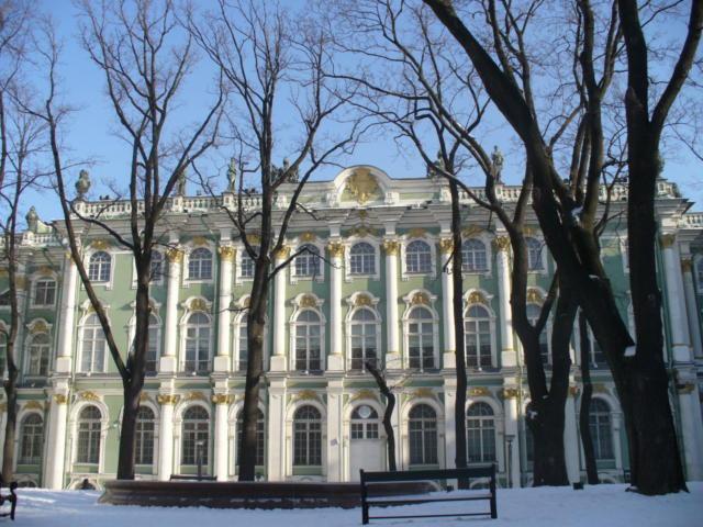 Зимний дворец, оригинал
