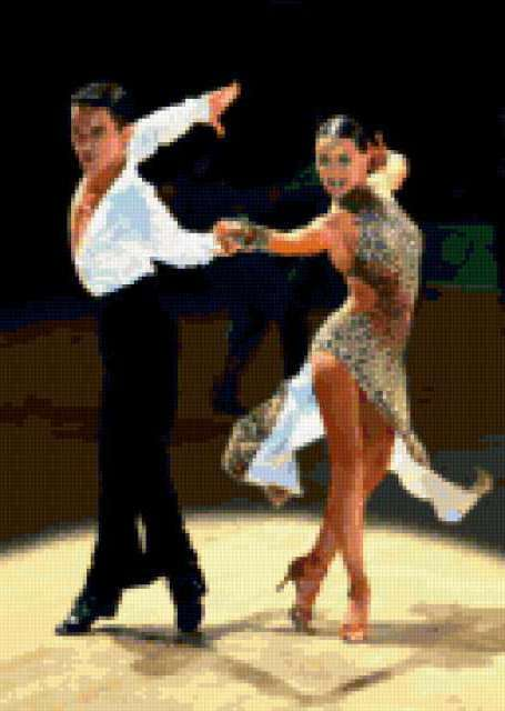 Ча-ча-ча, танец, бальные танцы