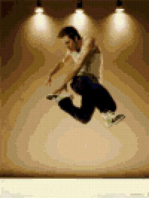 Танец, танец, хип-хоп,