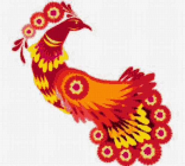 Жар-птица, предпросмотр