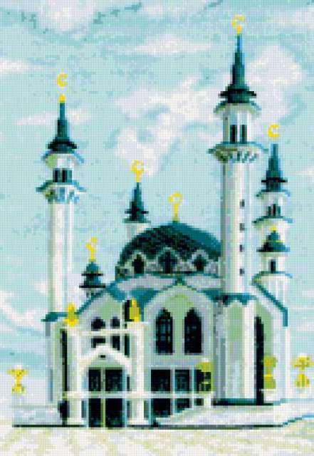 Мечеть Кул-Шариф, мечети