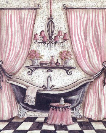 Ванная комната, оригинал