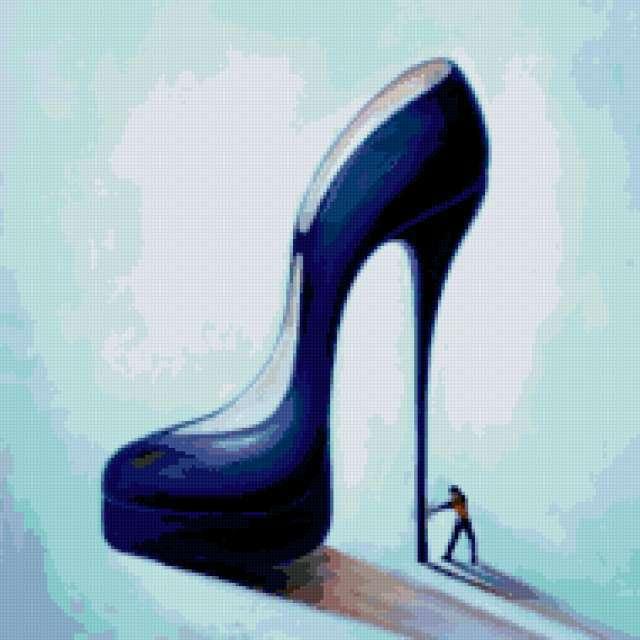 Туфли, предпросмотр