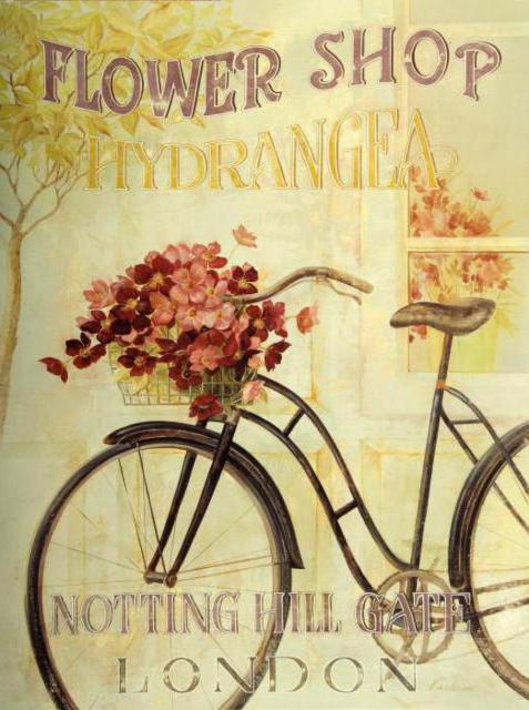 Лондонский велосипед, оригинал