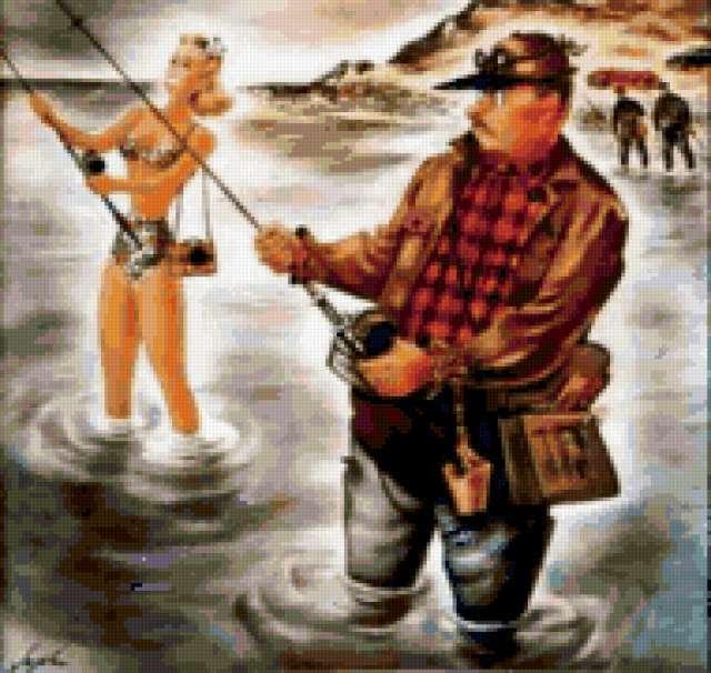 Не до рыбалки, предпросмотр